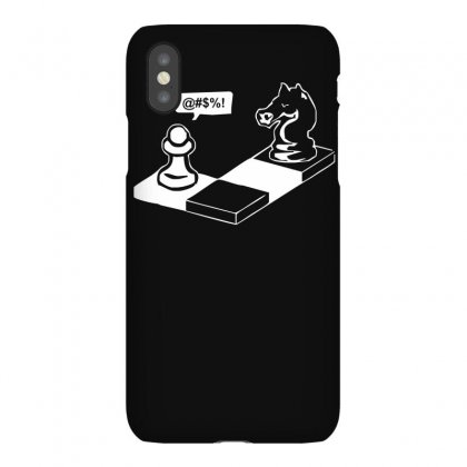 Chess Capture The Pawn Iphonex Case Designed By Ruliyanti