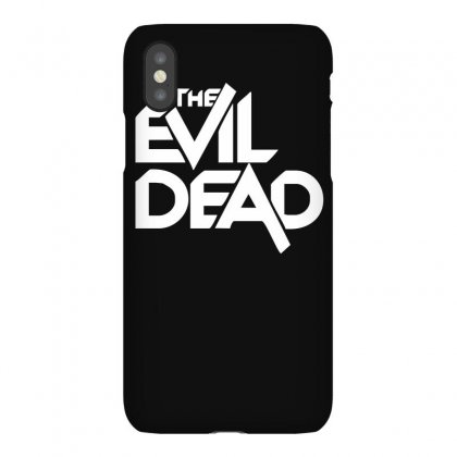 The Evil Dead Iphonex Case Designed By Ruliyanti