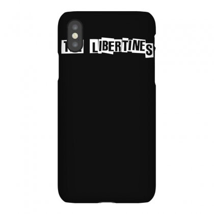 The Libertines New Iphonex Case Designed By Ruliyanti