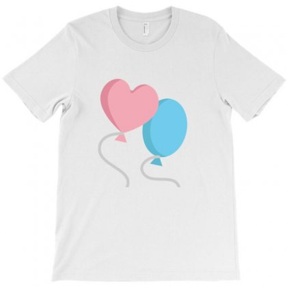 Balloons T-shirt Designed By Ratna
