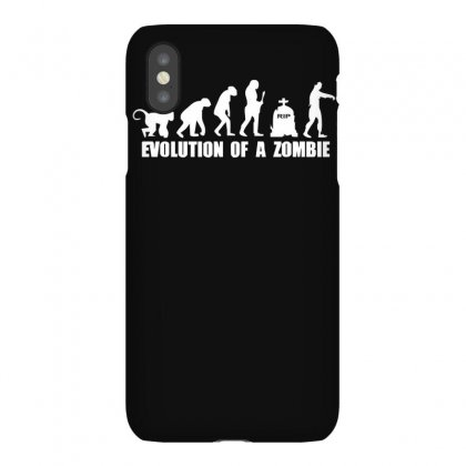 Evolution Of A Zombie Iphonex Case Designed By Ruliyanti