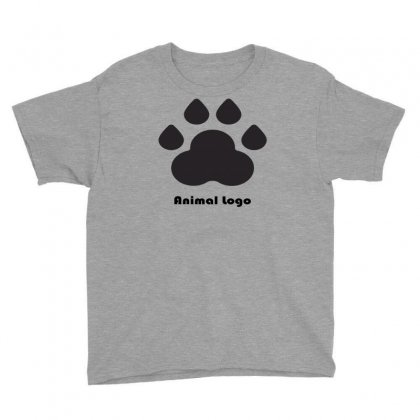 Animal Logo 2 Youth Tee Designed By M-store