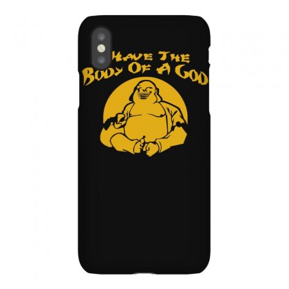 I Have The Body Of A God Iphonex Case Designed By Ruliyanti