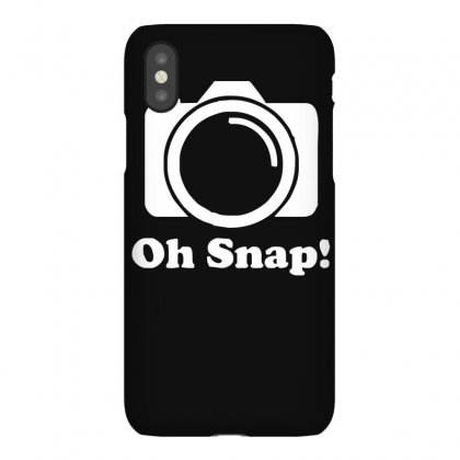 Oh Snap Camera Iphonex Case Designed By Ruliyanti