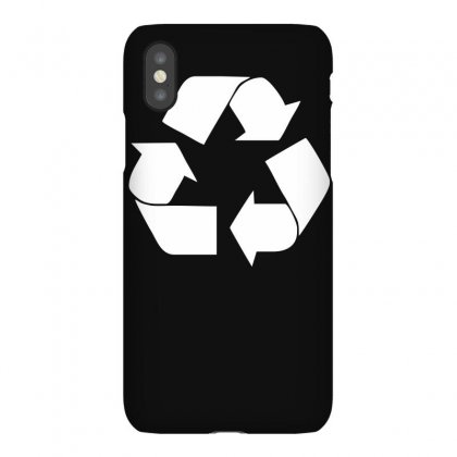 Recycle Symbol Iphonex Case Designed By Ruliyanti