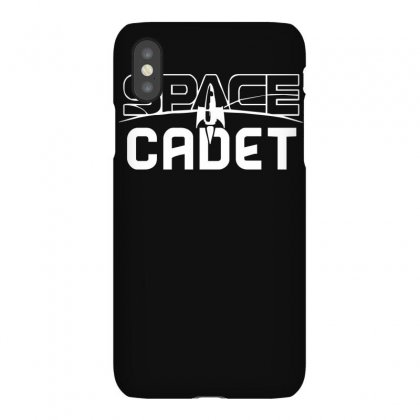 Space Cadet Space Ship Iphonex Case Designed By Ruliyanti