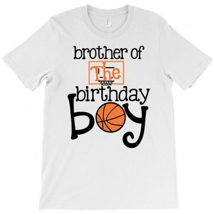 Brother Of The Birthday Boy For Light T-shirt Designed By Sengul