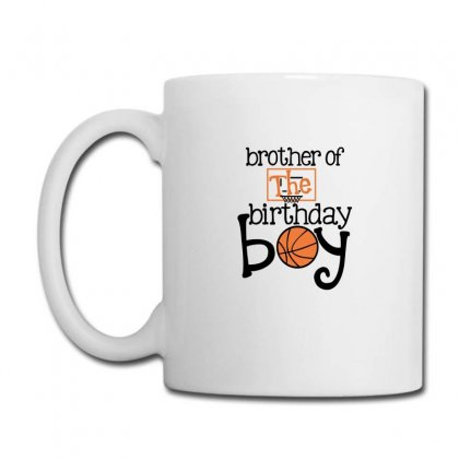 Brother Of The Birthday Boy For Light Coffee Mug Designed By Sengul