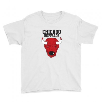Chicago Buffalo's Youth Tee Designed By Sr88