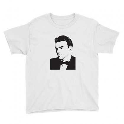 Frank Sinatra Youth Tee Designed By Sr88