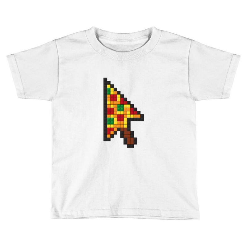 Pizza Cursor Toddler T-shirt | Artistshot