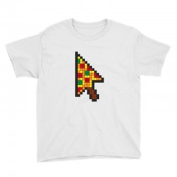 pizza cursor Youth Tee | Artistshot