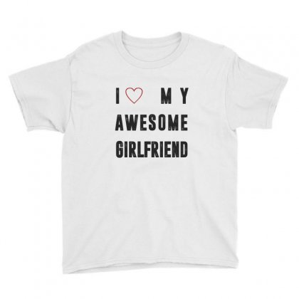 Girlfriend Youth Tee Designed By Chris Ceconello