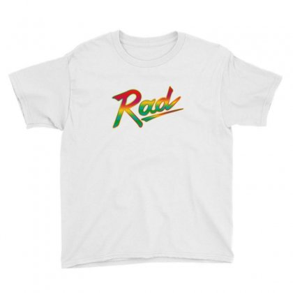 Rad 2 Youth Tee Designed By Sr88