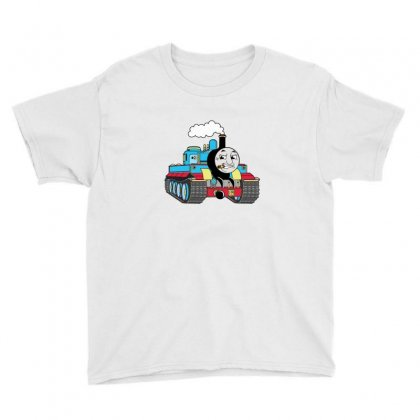 Thomas The Tank Youth Tee Designed By Sr88