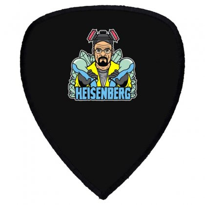 Heisenberg Shield S Patch Designed By Toldo