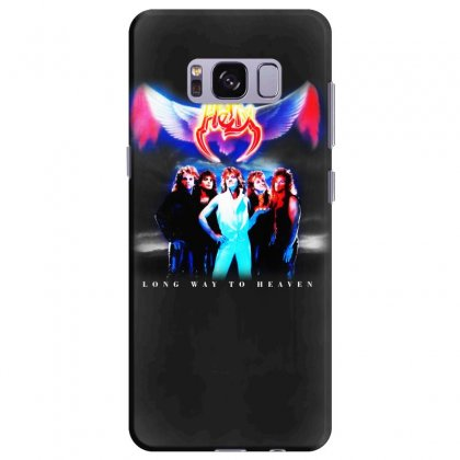 Helix Long Way To Heaven Samsung Galaxy S8 Plus Case Designed By Toldo