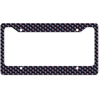 Helix Long Way To Heaven License Plate Frame Designed By Toldo
