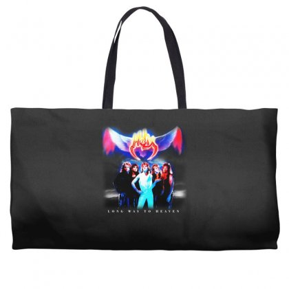 Helix Long Way To Heaven Weekender Totes Designed By Toldo