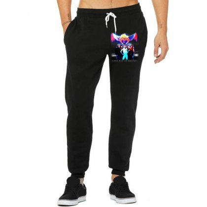 Helix Long Way To Heaven Unisex Jogger Designed By Toldo