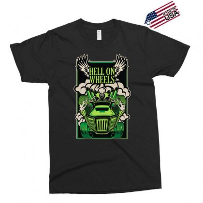 Hell On Wheels Version Two Exclusive T-shirt Designed By Toldo