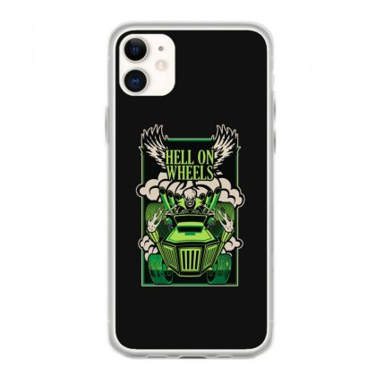 Hell On Wheels Version Two Iphone 11 Case Designed By Toldo