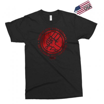 Hellboy Ii Bprd Exclusive T-shirt Designed By Toldo