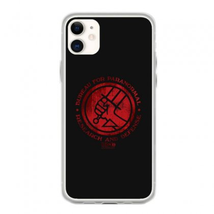 Hellboy Ii Bprd Iphone 11 Case Designed By Toldo