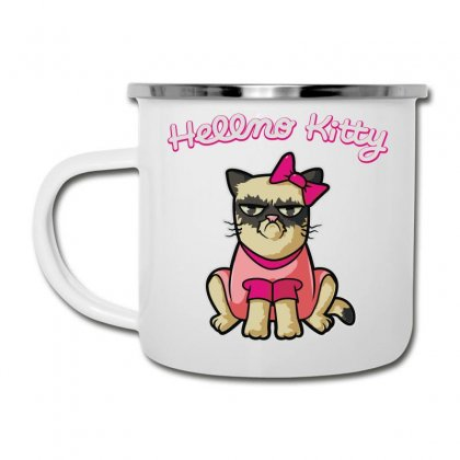 Hellno Kitty Camper Cup Designed By Toldo