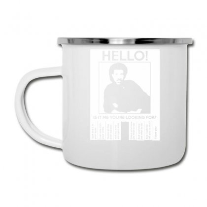 Hello Is It Me You're Looking For (2) Camper Cup Designed By Toldo