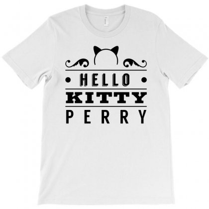 Hello Kitty Perry T-shirt Designed By Toldo