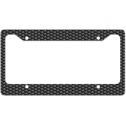 Hello Sailor Typography License Plate Frame Designed By Toldo