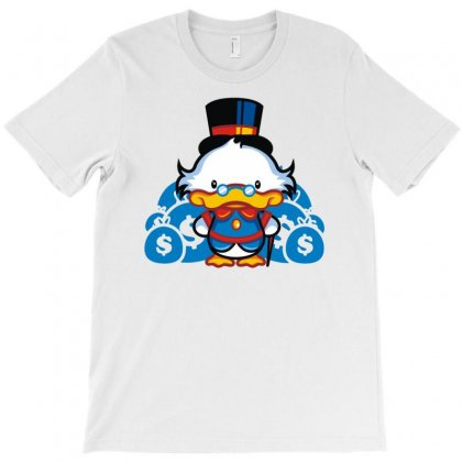 Hello Scroogie T-shirt Designed By Toldo
