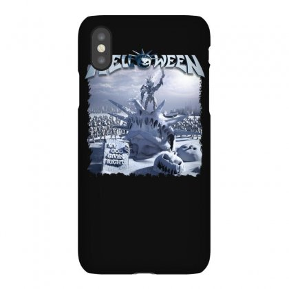 Helloween 2015 My God Given Right Iphonex Case Designed By Toldo