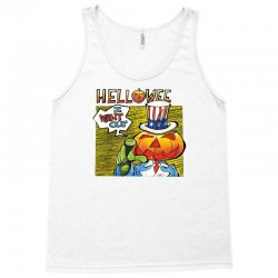 helloween i want out Tank Top   Artistshot