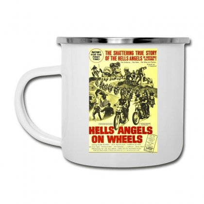 Hells Angels On Wheels Movie Poster Camper Cup Designed By Toldo