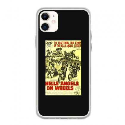 Hells Angels On Wheels Movie Poster Iphone 11 Case Designed By Toldo