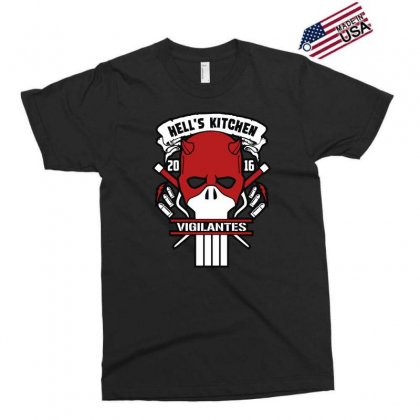 Hell's Kitchen Vigilantes Exclusive T-shirt Designed By Toldo