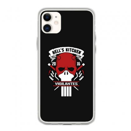 Hell's Kitchen Vigilantes Iphone 11 Case Designed By Toldo