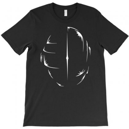 Helmet Shine Daft Punk T-shirt Designed By Toldo