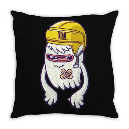 Helmets Are Overrated Throw Pillow Designed By Toldo