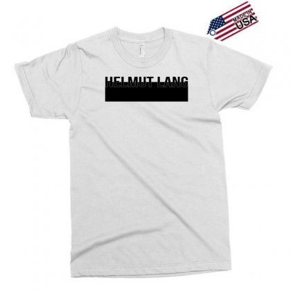 Helmut Lang Exclusive T-shirt Designed By Toldo
