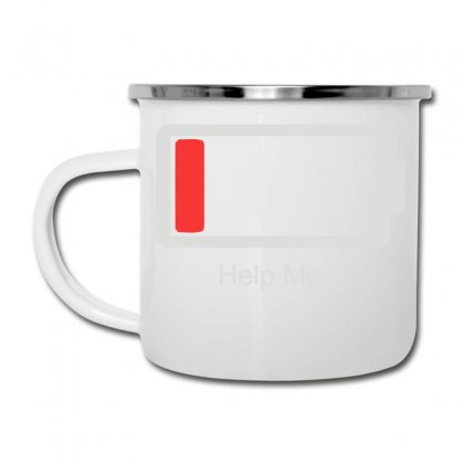 Help Me Energy Low Camper Cup Designed By Toldo