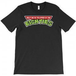 help me im trapped in the eighties T-Shirt | Artistshot