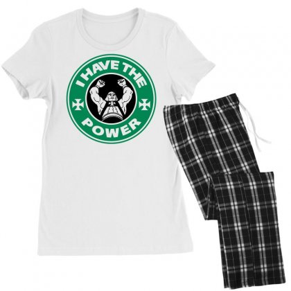 He Man I Have The Power Women's Pajamas Set Designed By Toldo