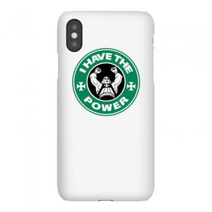 He Man I Have The Power Iphonex Case Designed By Toldo