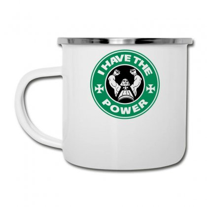 He Man I Have The Power Camper Cup Designed By Toldo
