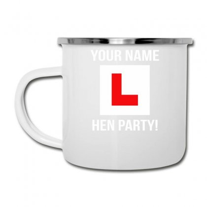 Hen Party Camper Cup Designed By Toldo