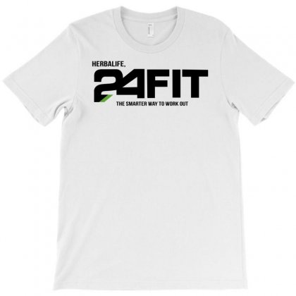 Herbalife 24 Fit (2) T-shirt Designed By Toldo