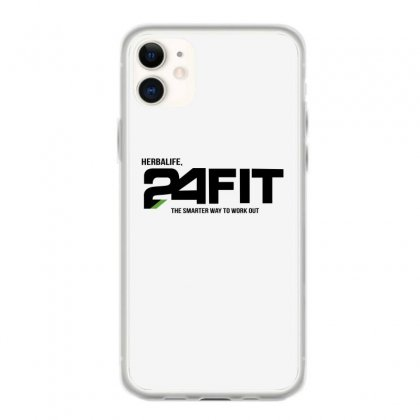 Herbalife 24 Fit (2) Iphone 11 Case Designed By Toldo